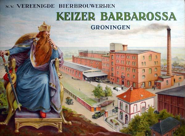 Afbeeldingsresultaat voor brouwerij barbarossa